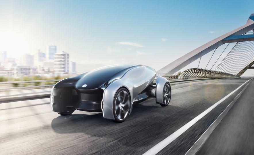 Jaguar Future-Type concept - Slide 1