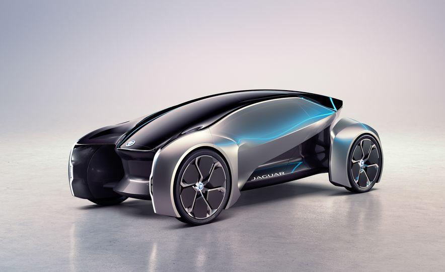 Jaguar Future-Type concept - Slide 3