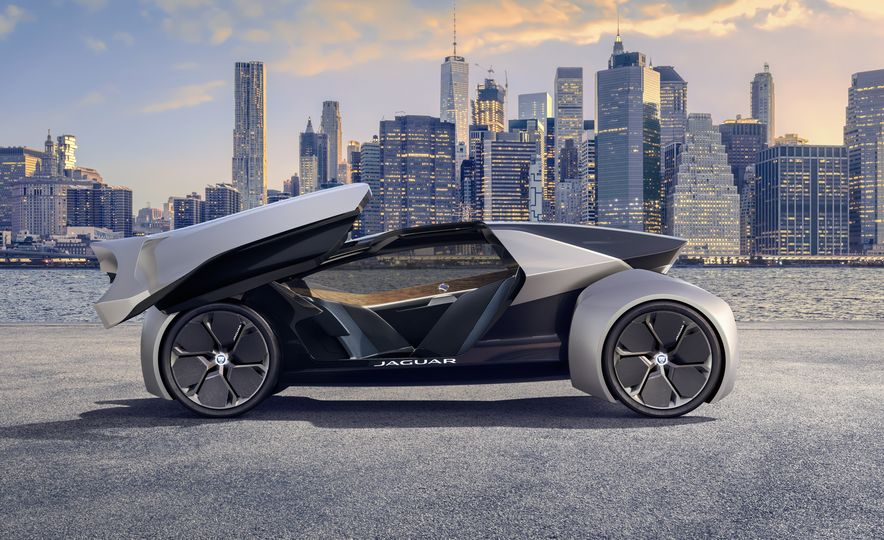 Jaguar Future-Type concept - Slide 5