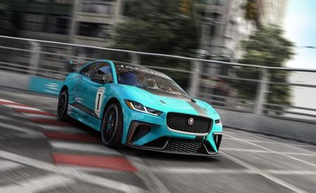 I-Pace to Race: Jaguar EV to Star in Its Own Racing Series, to Run Alongside Formula E