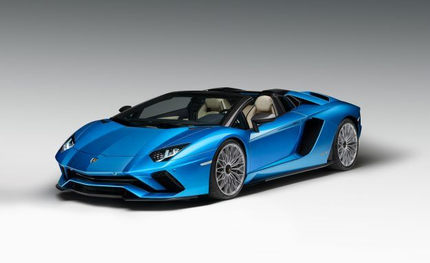 2017 Lambo Price >> 2018 Lamborghini Aventador S Roadster Driven You Can Run But You