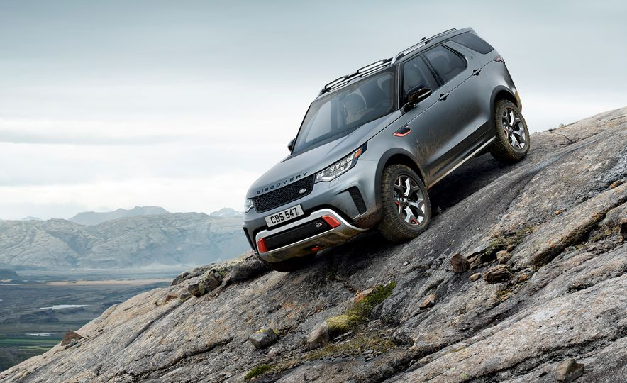 2019 Land Rover Discovery SVX - Slide 3