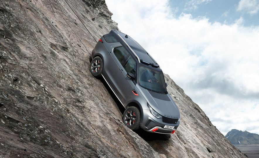 2019 Land Rover Discovery SVX - Slide 5