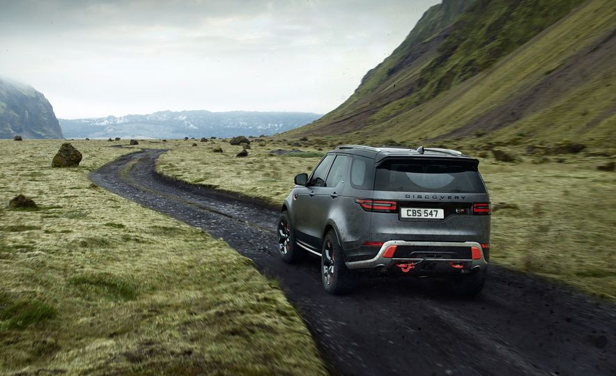 2019 Land Rover Discovery SVX - Slide 8