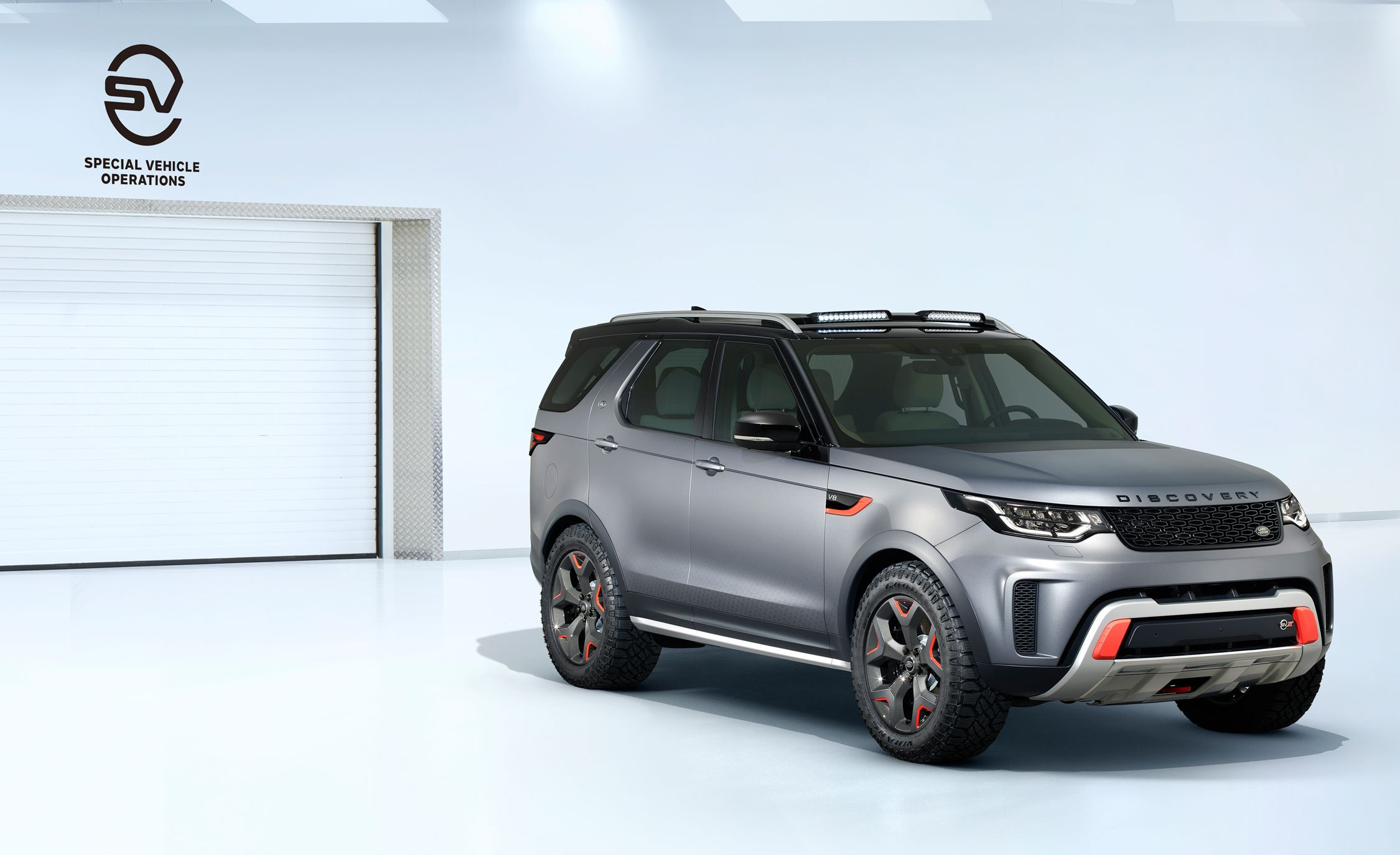 Land Rover Discovery Svx Reviews Land Rover Discovery Svx Price
