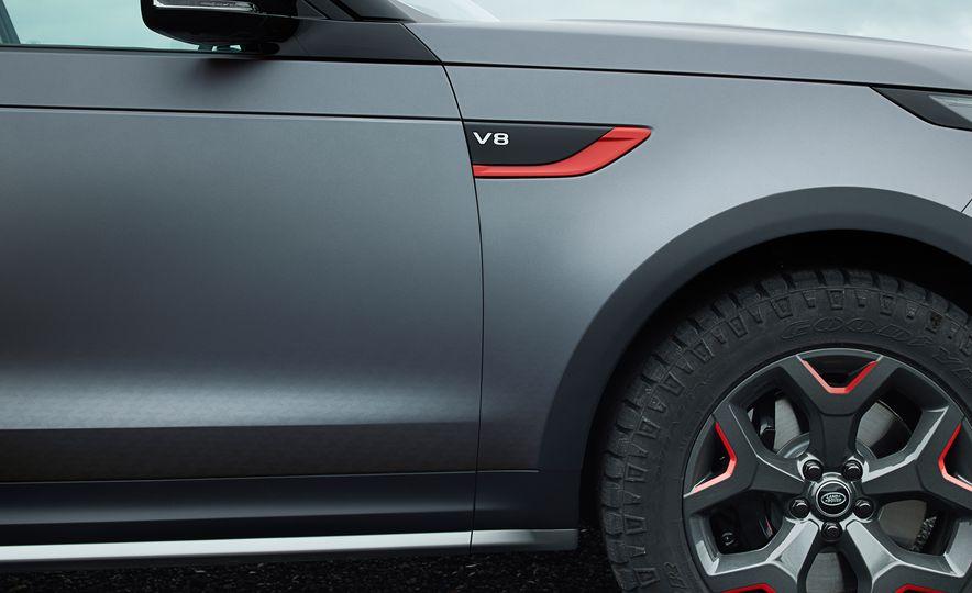 2019 Land Rover Discovery SVX - Slide 11