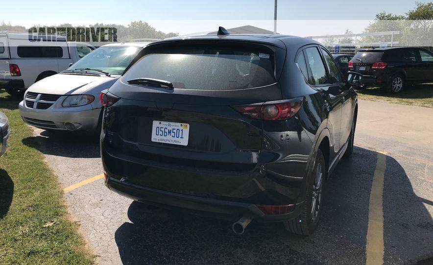 2018 Mazda CX-5 diesel (spy photo) - Slide 2