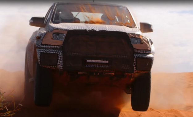The Ford Ranger Raptor Is a Thing! But Is It a Thing for Us? [Video]