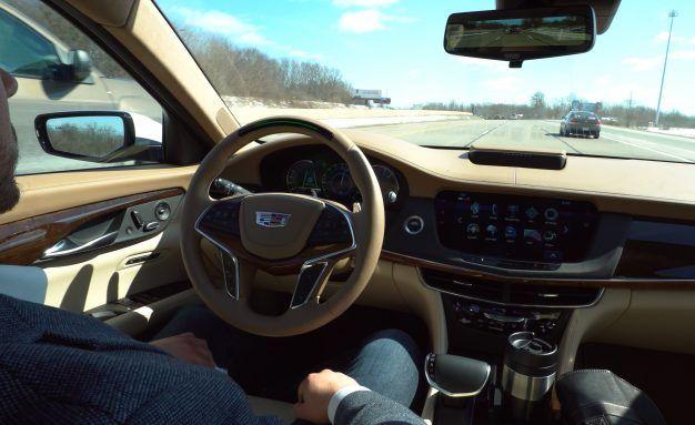 Hands-Free Caddy: 2018 Cadillac CT6 Launches Super Cruise Semi-Autonomous Feature