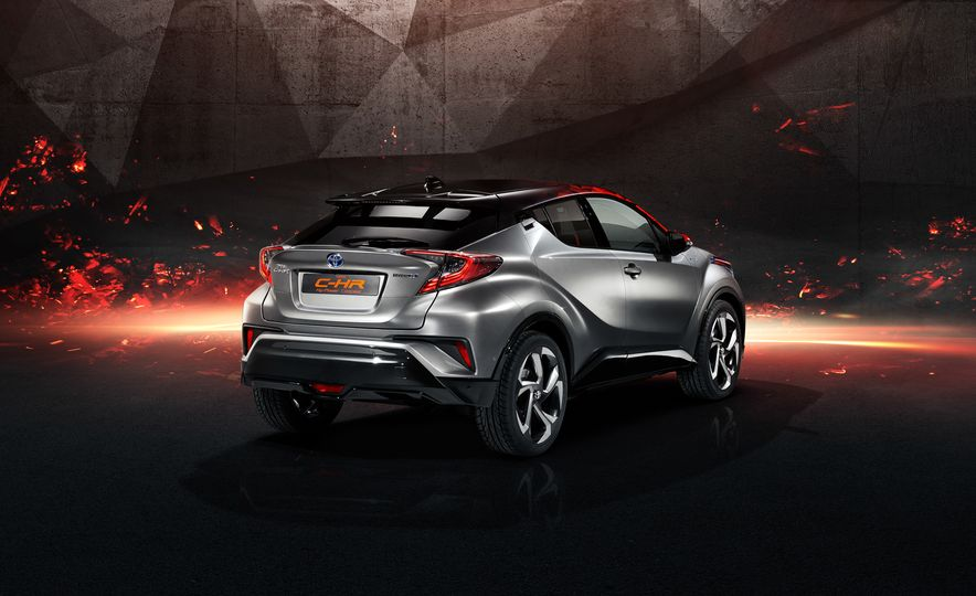 Toyota C-HR Hy-Power concept - Slide 6