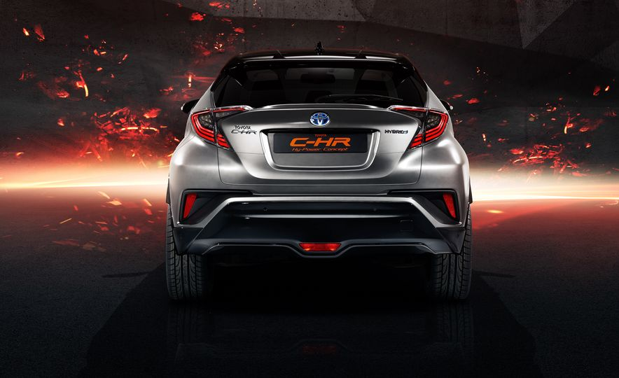 Toyota C-HR Hy-Power concept - Slide 7