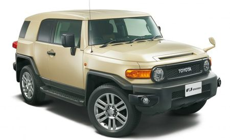 The Last Goodbye: Toyota FJ Cruiser Final Edition