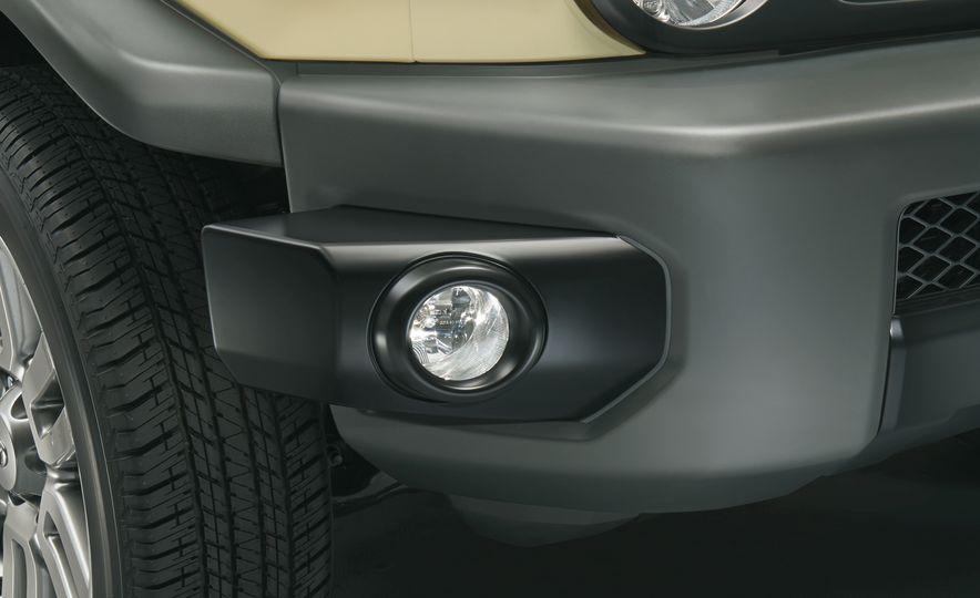 Toyota FJ Cruiser (JDM spec) - Slide 4