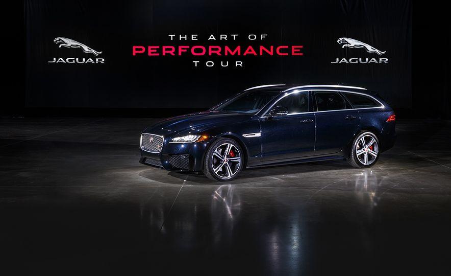2018 Jaguar XF Sportbrake - Slide 1