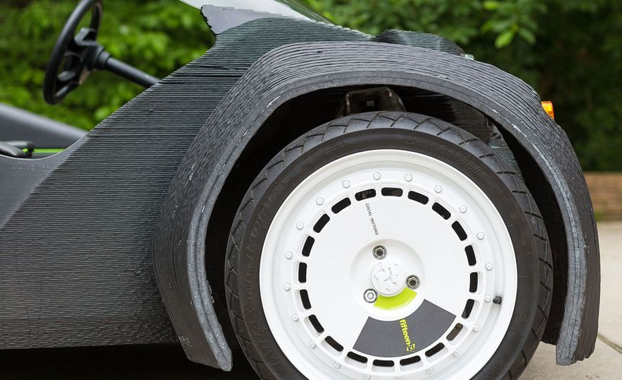 Carbon Fiber Is Old News: These Materials Are the Next Frontier in Car Interiors - Slide 13