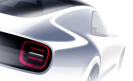 WheeEV! Honda Has an Electric Sports Car Concept in Its Back Pocket