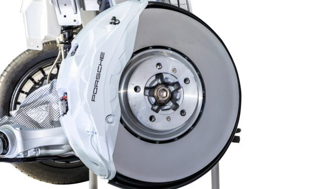 In Depth with the 2019 Porsche Cayenne's Tungsten-Carbide-Coated Brakes