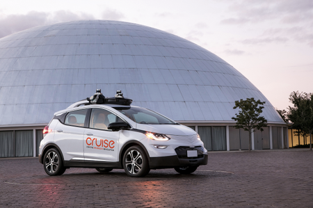GM and Cruise Reveal Driverless Car, Claim It's Ready for Mass Production