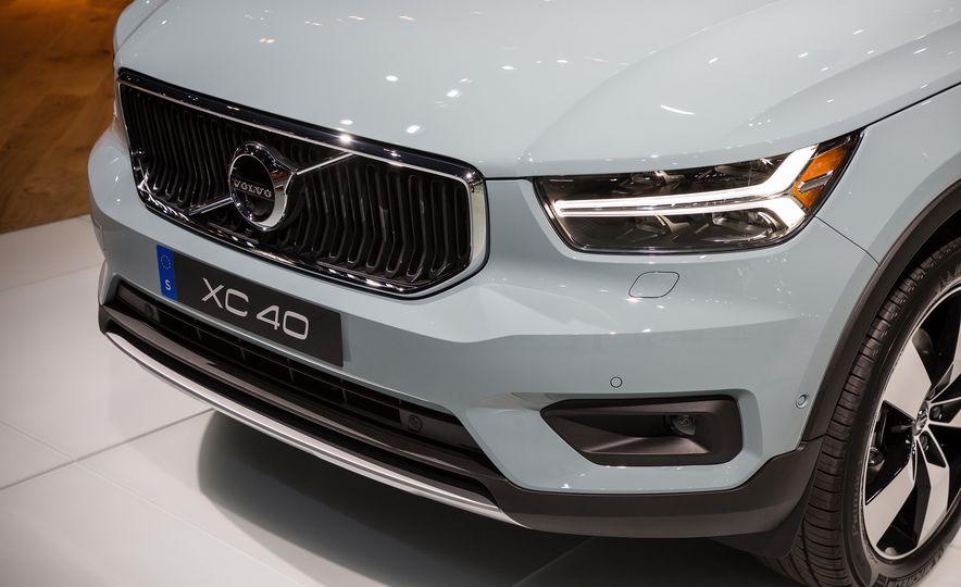2019 Volvo XC40 - Slide 55