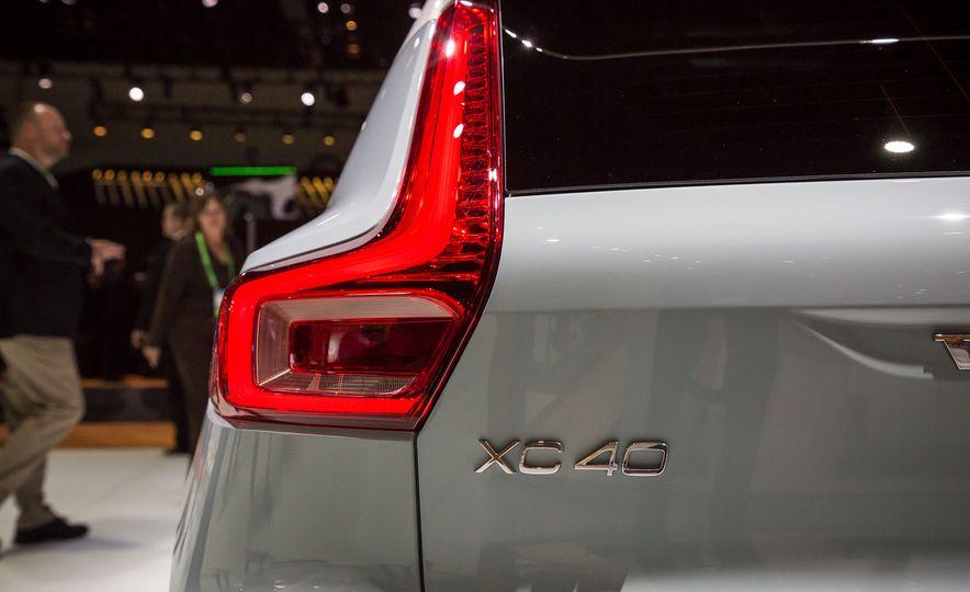 2019 Volvo XC40 - Slide 57