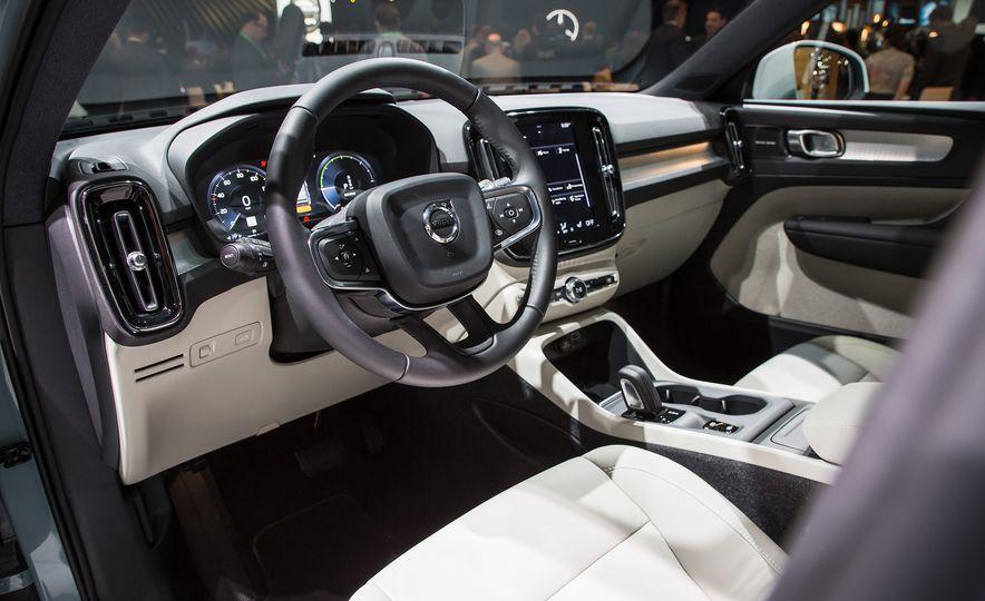 2019 Volvo XC40 - Slide 59