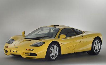 The Lowest-Mileage McLaren F1 Is for Sale—Do You Dare Remove the Dash Wrap?