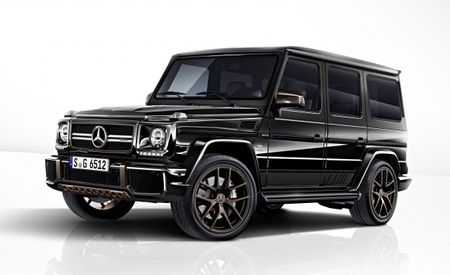 Mercedes-AMG's V-12–Powered G-wagen Says Goodbye (For Now) with G65 Final Edition