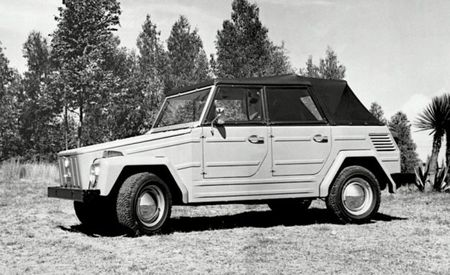 Return of the Thing? VW Considers Reviving the Kübelwagen as an EV