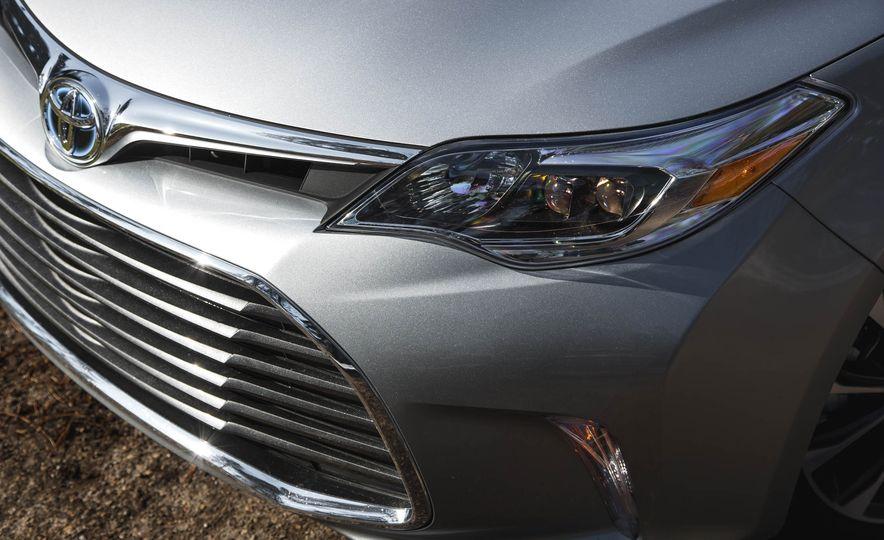 2016 Toyota Avalon - Slide 58