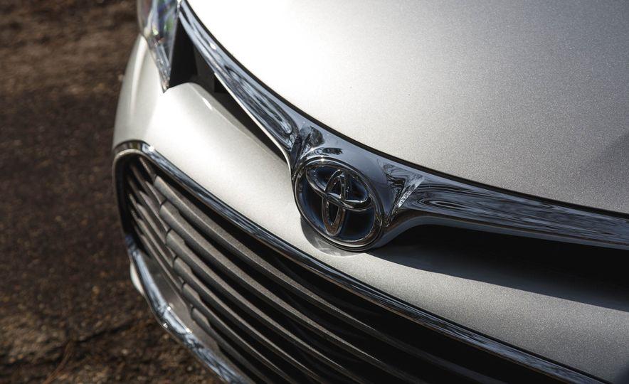 2016 Toyota Avalon - Slide 59