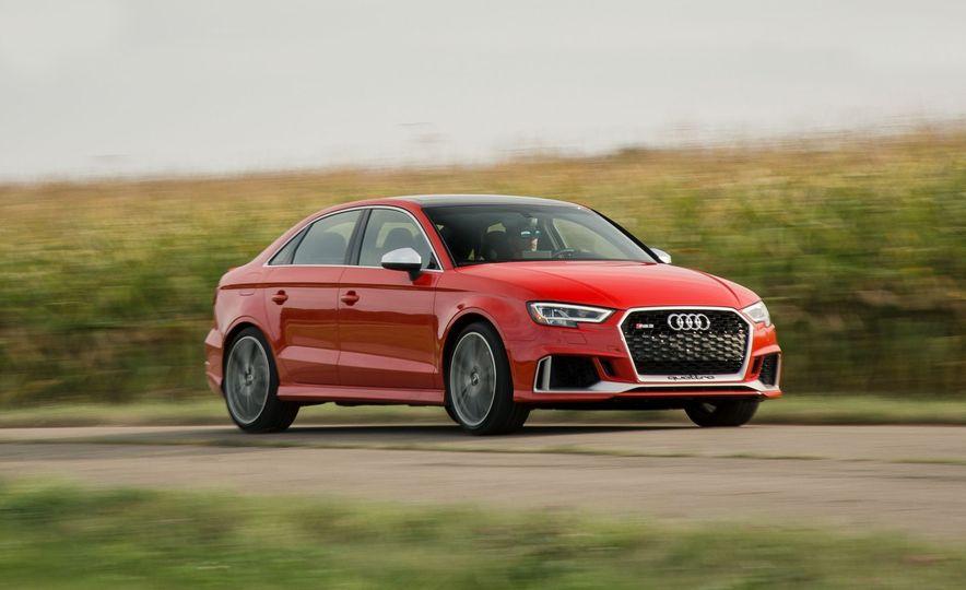 2017 Audi RS3 - Slide 1