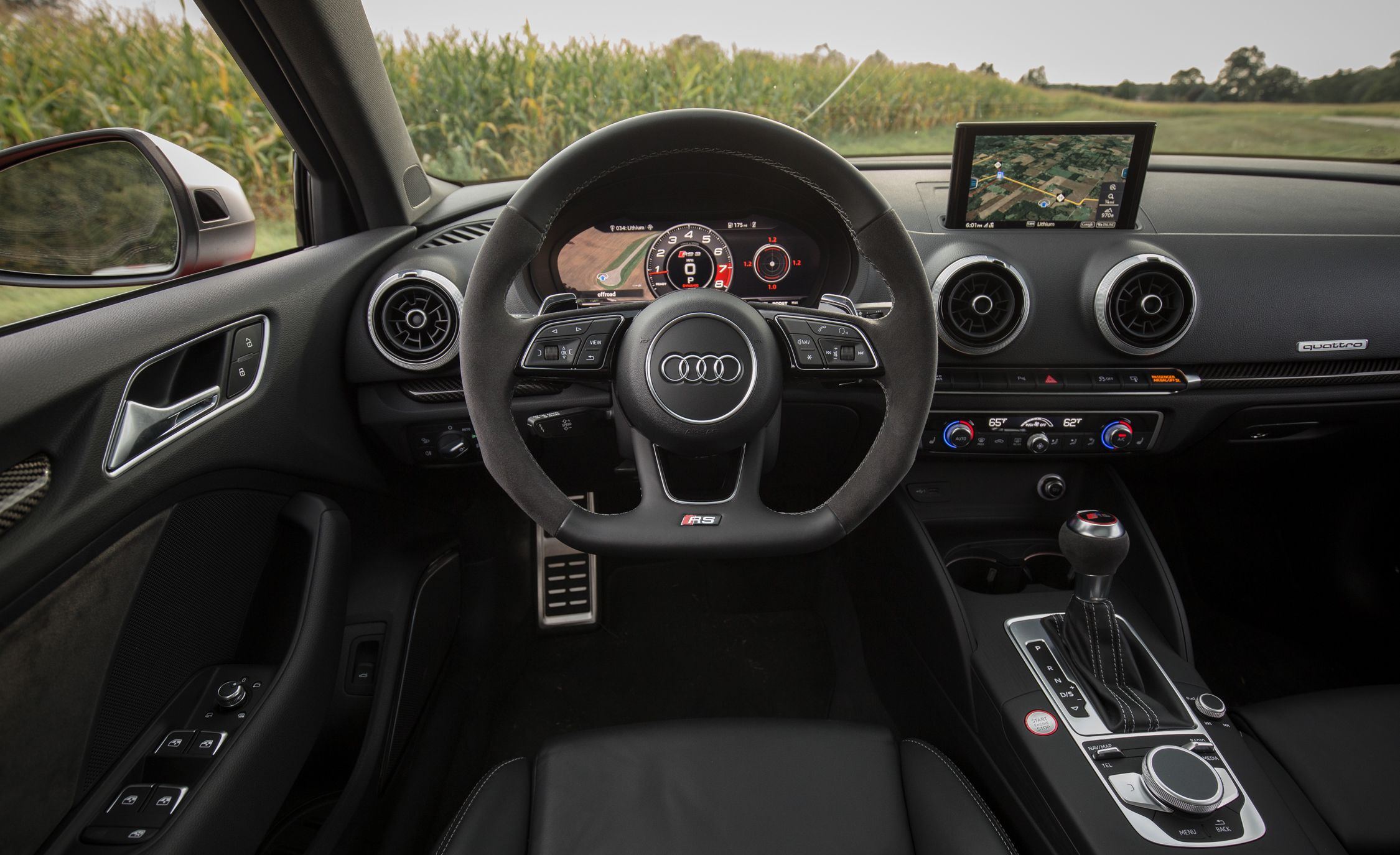 Audi RS Reviews Audi RS Price Photos And Specs Car And Driver - Audi rs3
