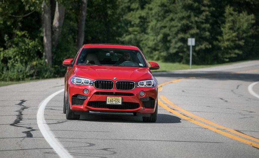 2017 BMW X6 M - Slide 11