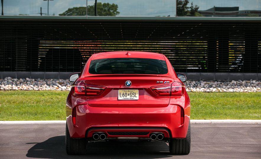 2017 BMW X6 M - Slide 33
