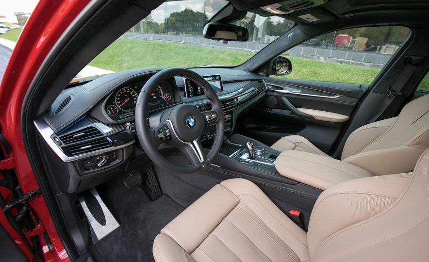 2017 BMW X6 M - Slide 51