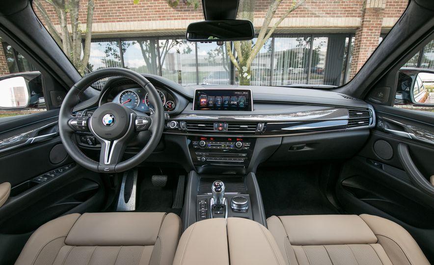 2017 BMW X6 M - Slide 53