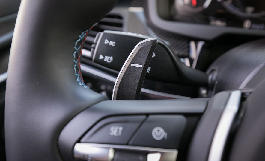 2017 BMW X6 M - Slide 57