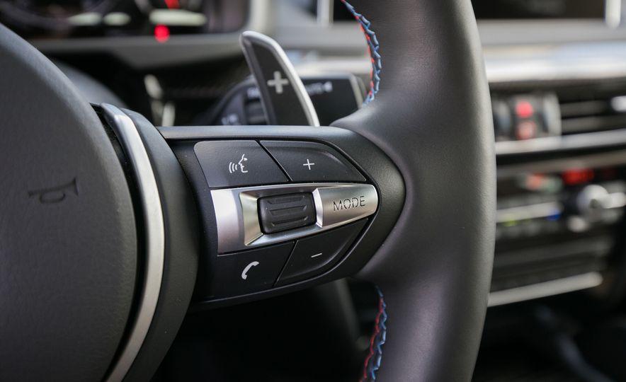 2017 BMW X6 M - Slide 59