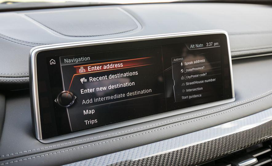 2017 BMW X6 M - Slide 66