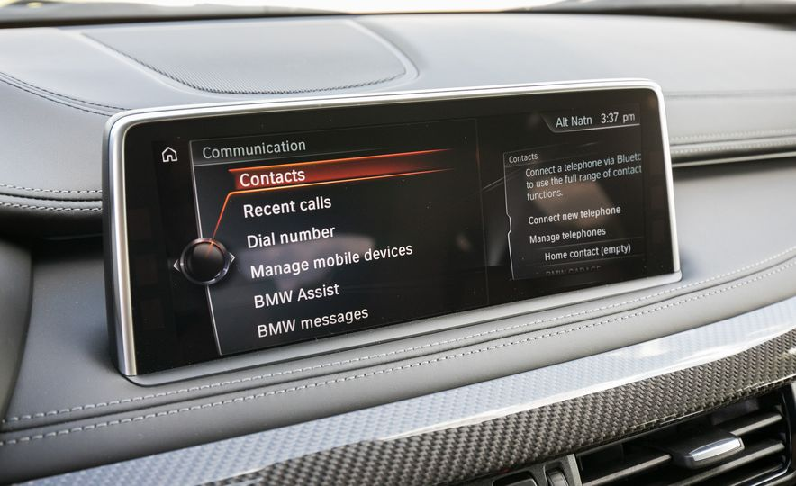 2017 BMW X6 M - Slide 69
