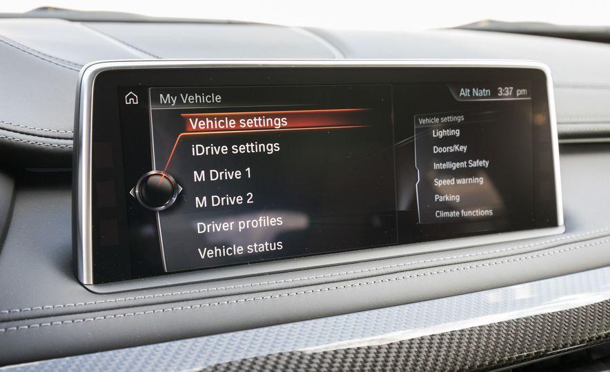 2017 BMW X6 M - Slide 70
