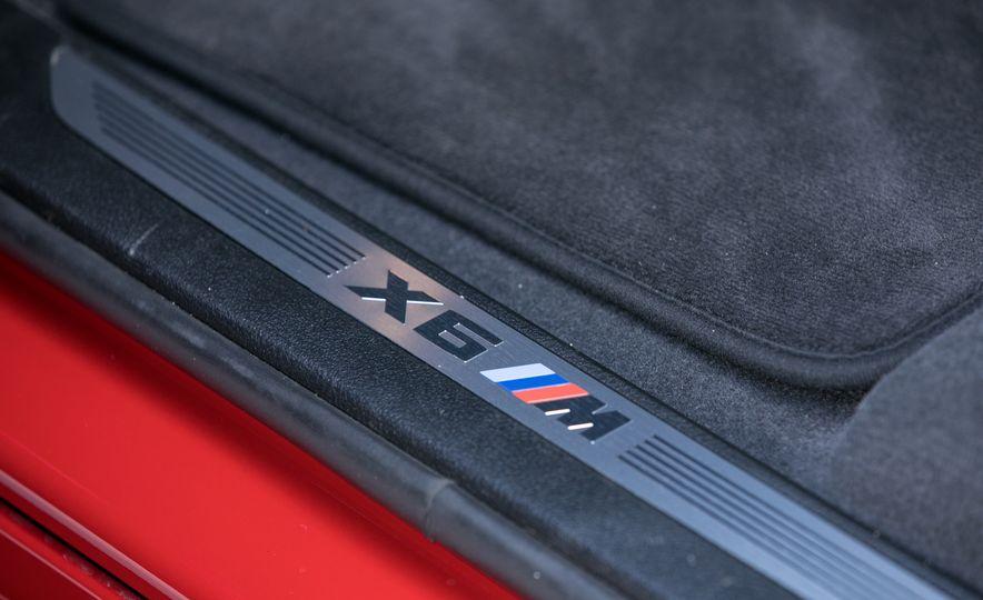 2017 BMW X6 M - Slide 84