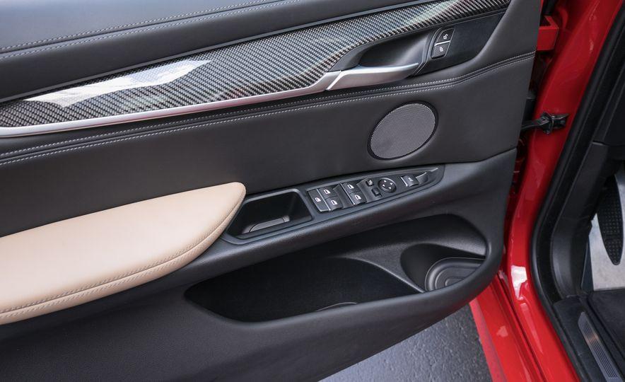 2017 BMW X6 M - Slide 88