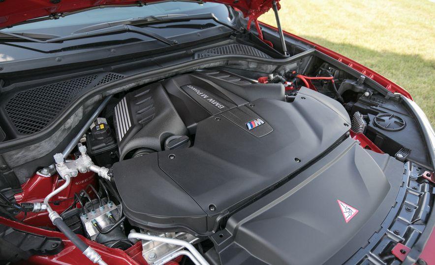 2017 BMW X6 M - Slide 111