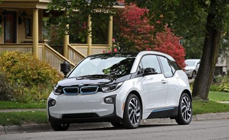 BMW Issues Stop-Sale Order and Recall of All i3 EVs in U.S.