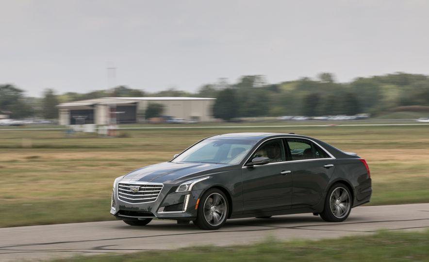 2017 Cadillac CTS - Slide 8