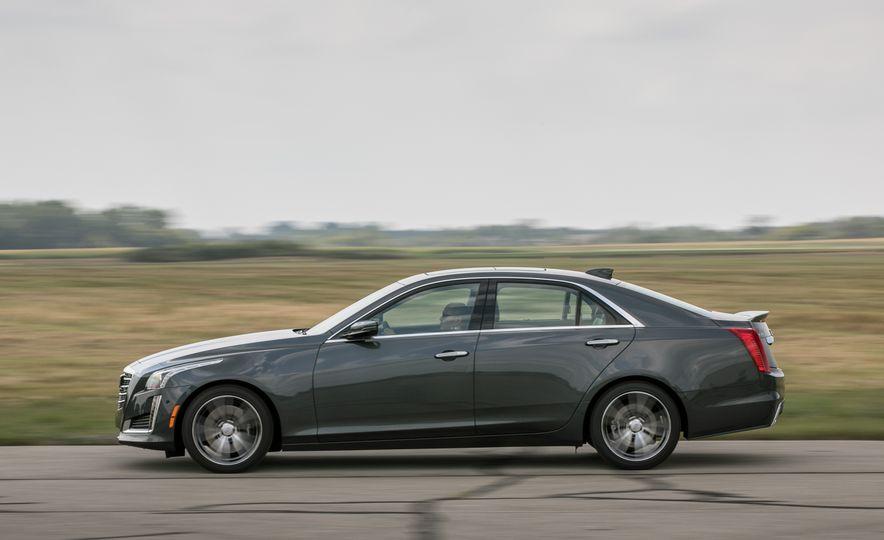 2017 Cadillac CTS - Slide 10