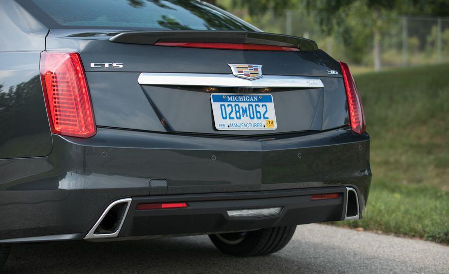 2017 Cadillac CTS - Slide 30