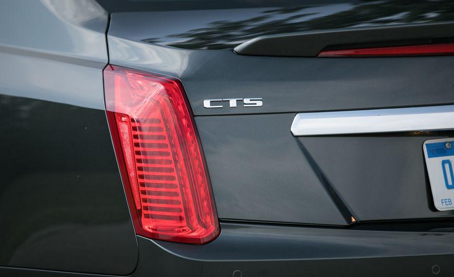 2017 Cadillac CTS - Slide 31