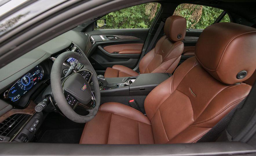 2017 Cadillac CTS - Slide 37